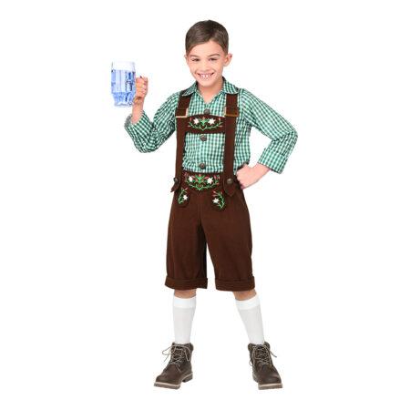 tyroler kostume til børn 450x450 - Oktoberfest kostume til børn og baby