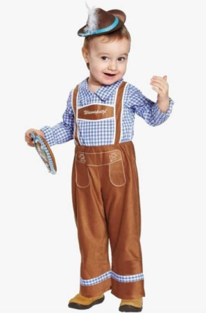 tyroler kostume til dreng 297x450 - Oktoberfest kostume til børn og baby