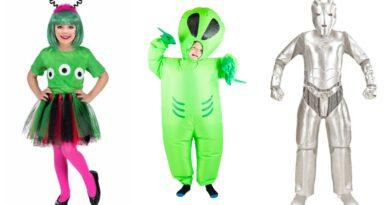 alien kostume til børn 2 390x205 - Alien kostume til børn