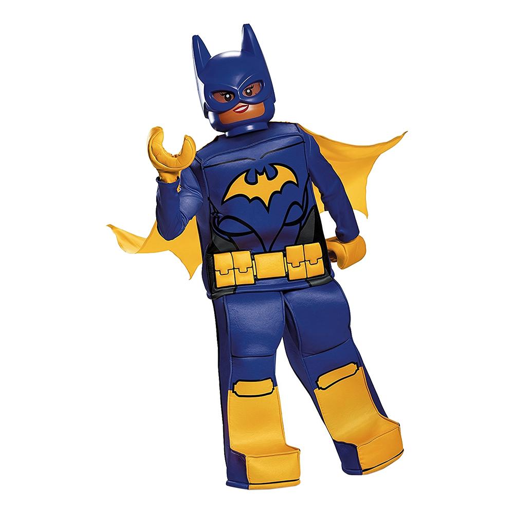 lego batgirl børnekostume - Lego Batman kostume til børn