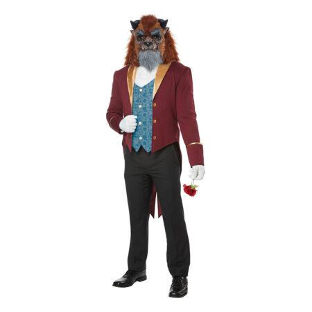 luksus udyret kostume til mænd