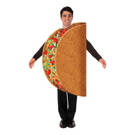 taco kostume til voksne 450x450 - Fastfood kostume til voksne
