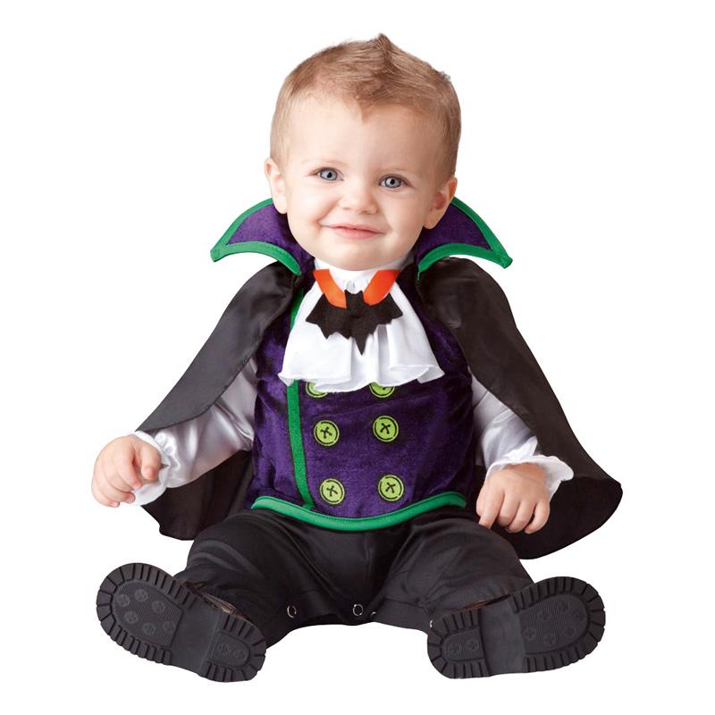Dracula babykostume - Dracula kostume til baby