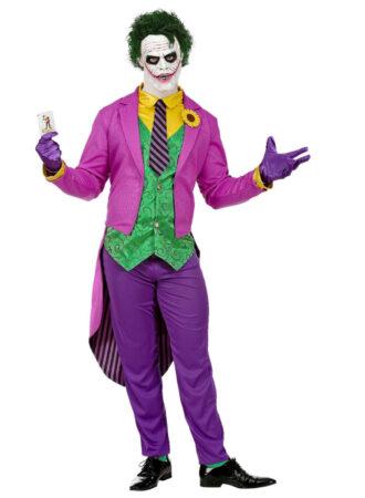 festlig joker kostume joker udklædning
