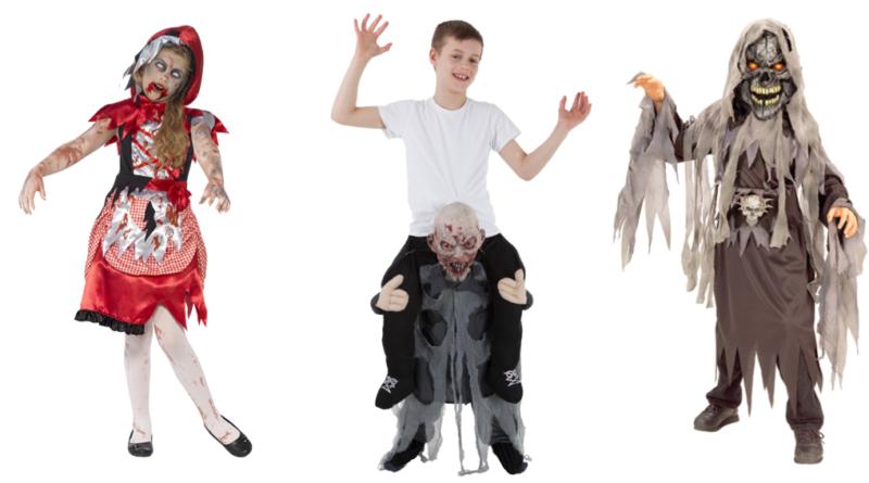 bedste halloween kostume til børn halloween udklædning til børn