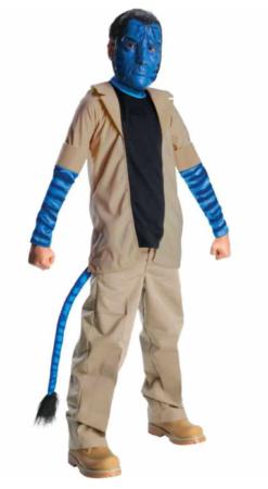 avatar jake børnekostume avatar kostume til børn