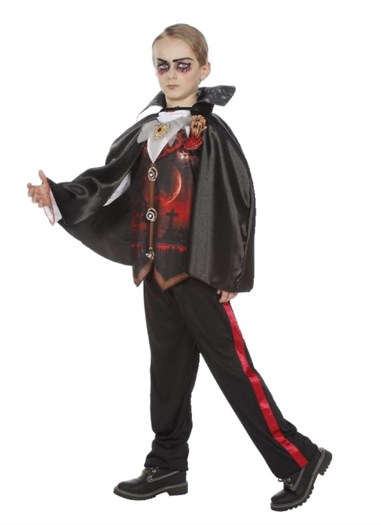 dracula kostume til børn 743x1024 - Dracula kostume til børn