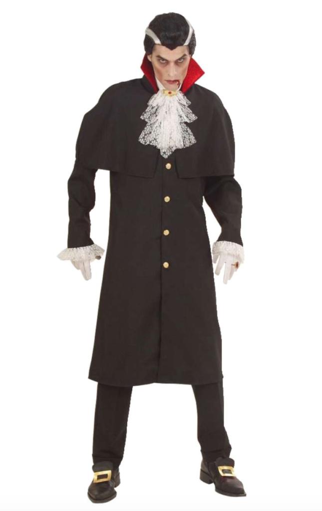 dracula kostume til voksne 645x1024 - Dracula kostume til voksne