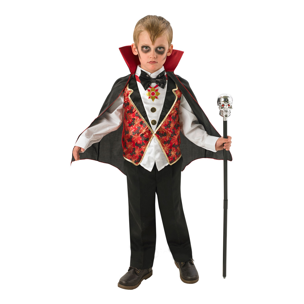 dracula udklædning børn - Dracula kostume til børn