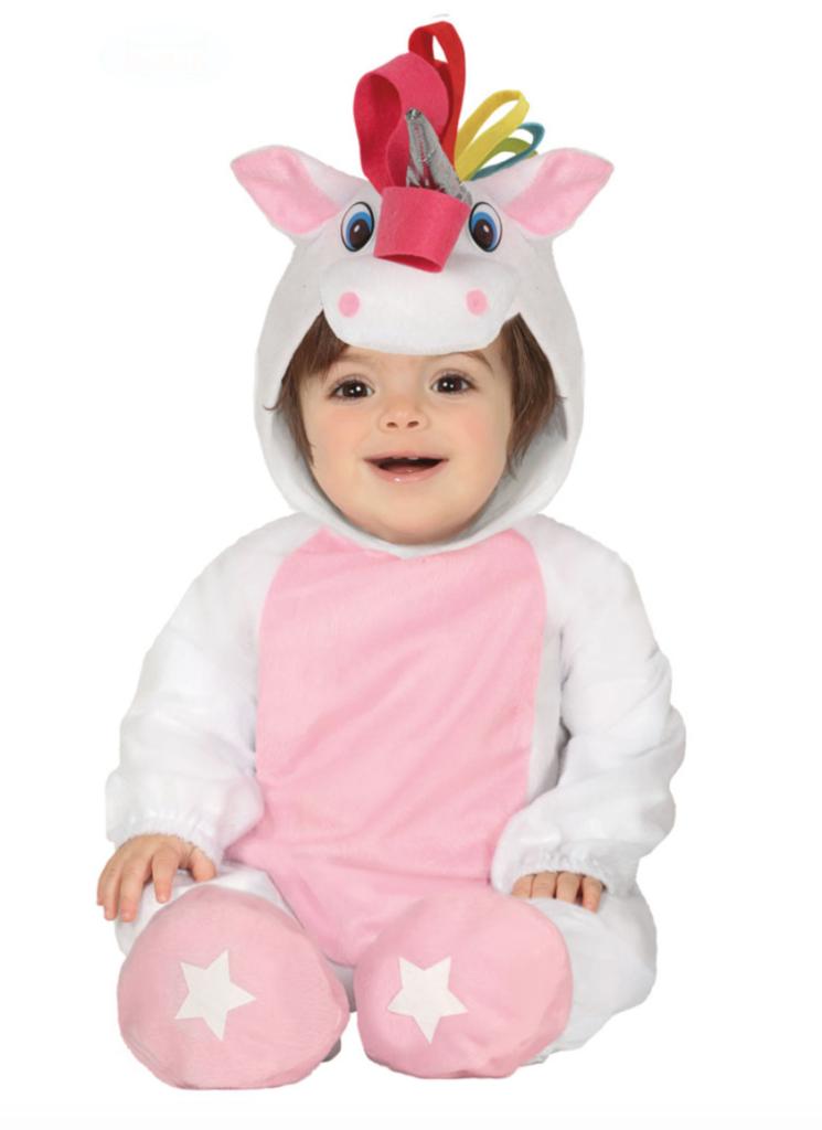 enhjørning babykostume 745x1024 - Enhjørning kostume til baby