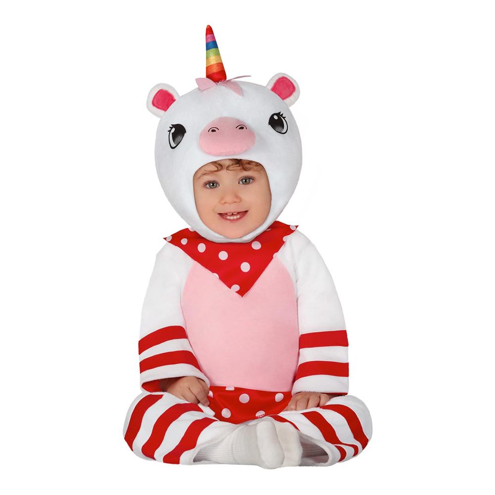 enhjørning kostume til baby - Enhjørning kostume til baby