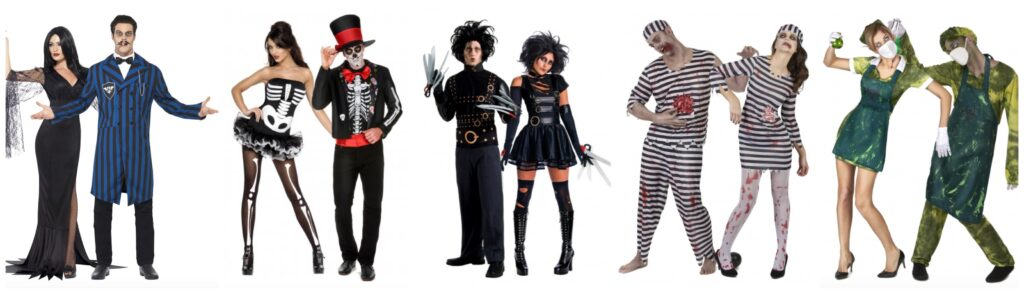 halloween par kostume til voksne 1024x294 - Halloween par kostume til voksne