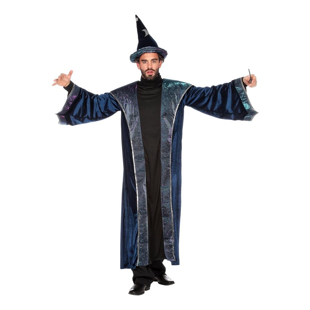 klassisk troldmand kostume til voksne - Troldmand kostume til voksne