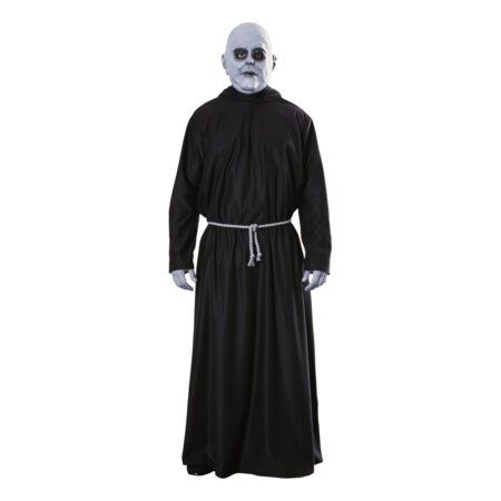 onkel fester kostume familien adams kostume til voksne monster kostume til voksne gyserfilm kostume halloween fest udklædning