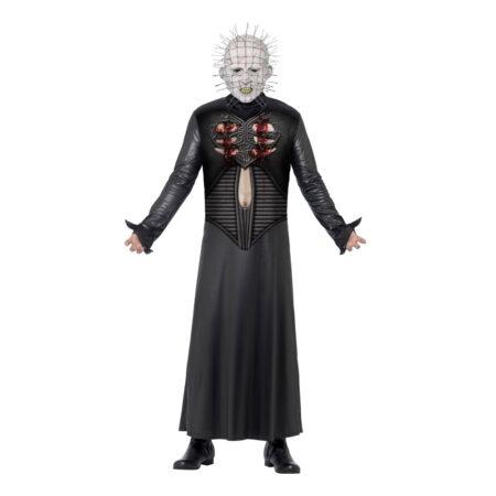 pinhead hellraiser kostume til voksne gyserfilm udklædning voksne