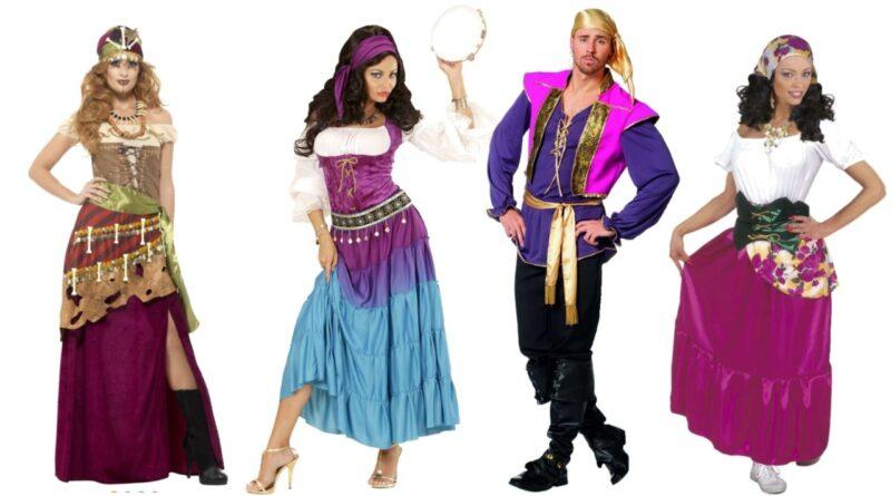 sigøjner kostume til voksne gypsy kostume til voksne roma kostume sigøjner udklædning esmeralda kostume sigøjner prinsesse kostume 800x445 - Sigøjner kostume til voksne