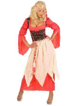 sigøjner udklædning fortune teller kostume spåkone udklædning