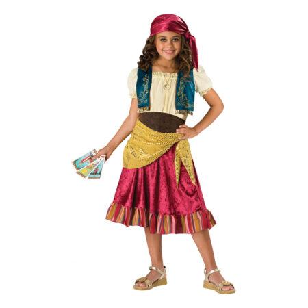 spåkone kostume til børn gypsy kostume til børn sigøjner kostume til børn