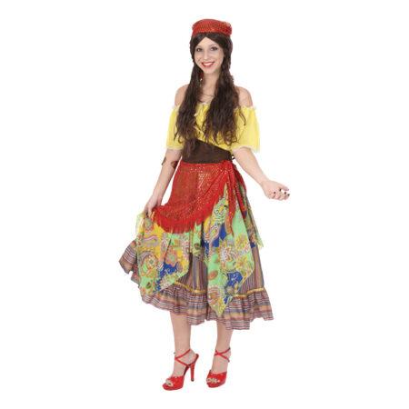 spåkone kostume til kvinder spåkone udklædning