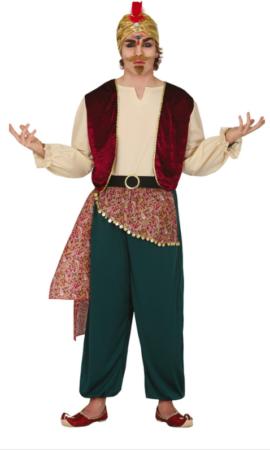 spåkone kostume til mænd mand herre