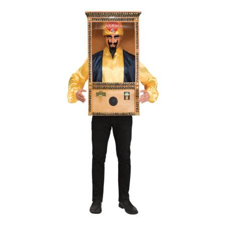 spåmaskine kostume spåmand kostume fremtidskostume zoltar kostume zoltar speaks kostume