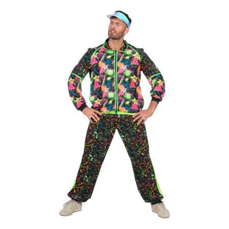 80er kostume til mænd 80er udklædning voksne