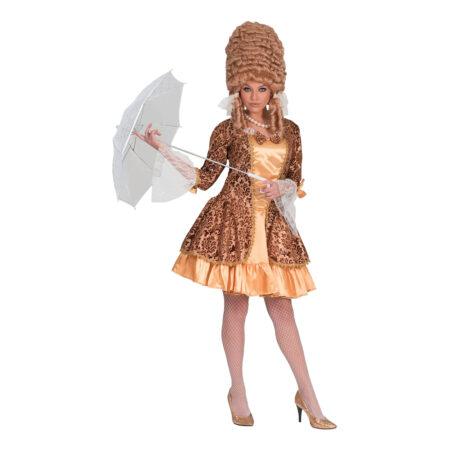 barok kostume til kvinder