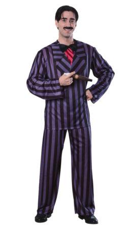 hr addams spøgelsesfilm kostume gomez addams kostume til voksne