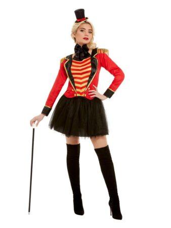 cirkus direktør kostume til kvinder