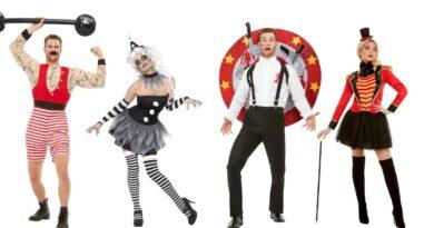 cirkus kostume til voksne dirkus direktør kostume stærk mand kostume pjerrot kostume