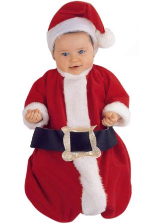 julebaby kostume 0 mdr juletøj baby 3 måneder julebaby kostume