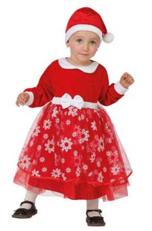 julepige babykostume julemor baby udklædning