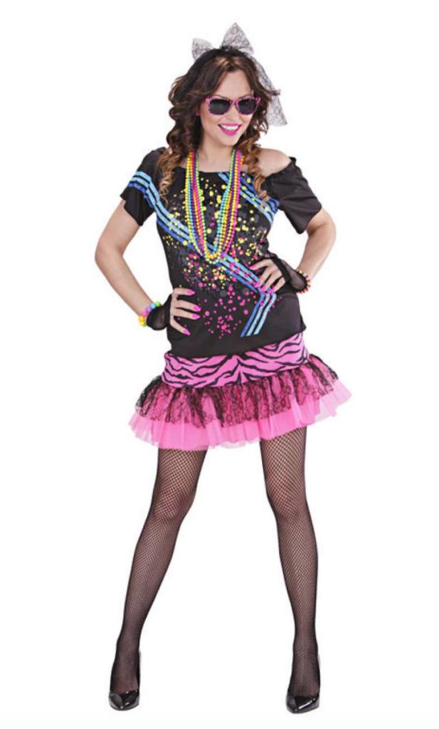 rockstjerne kostume til kvinder 617x1024 - Rockstjerne kostume til voksne
