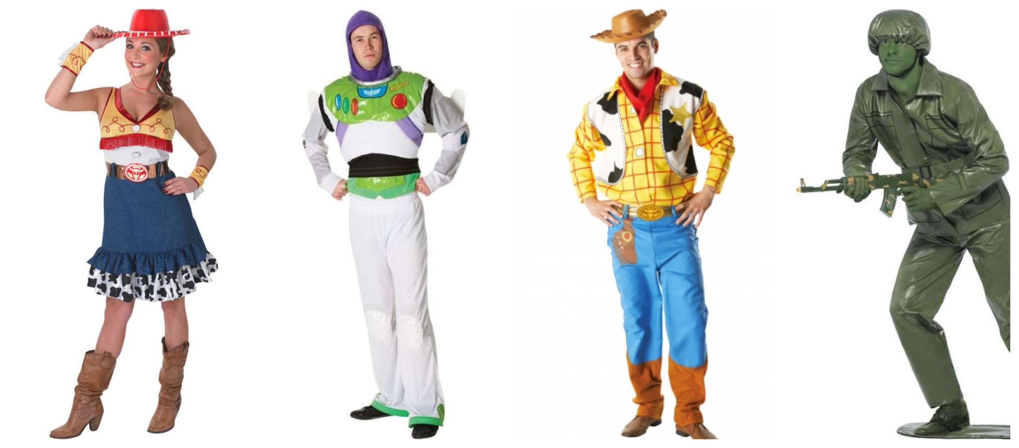 toy story kostume til voksne - Toy Story kostume til voksne