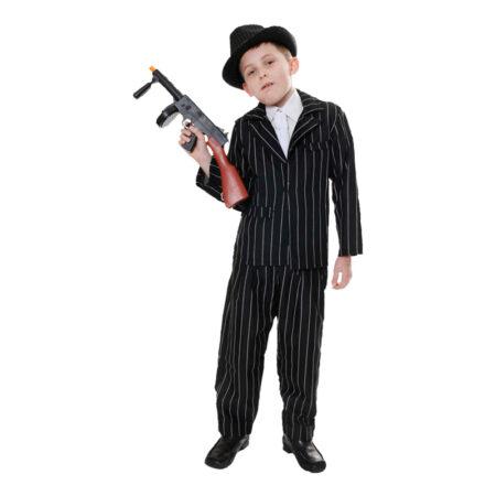 1920erne gangster børnekostume 450x450 - Gangster kostume til børn