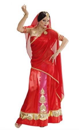 Bollywood kostume til kvinder 275x450 - Bollywood kostume til voksne