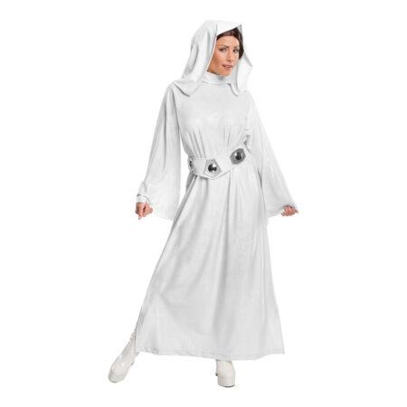 Prinsesse leia voksenkostume 450x450 - Prinsesse Leia kostume til voksne