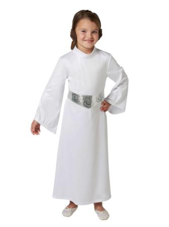 Skærmbillede 2019 12 10 kl. 23.38.54 336x450 - Prinsesse Leia kostume til børn og baby