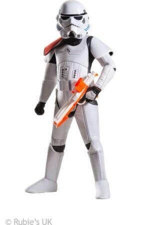 Star wars storm trooper børnekostume 316x450 - Star Wars kostume til børn
