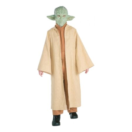 Yoda kostume til børn 450x450 - Star Wars - Yoda kostume til børn og voksne