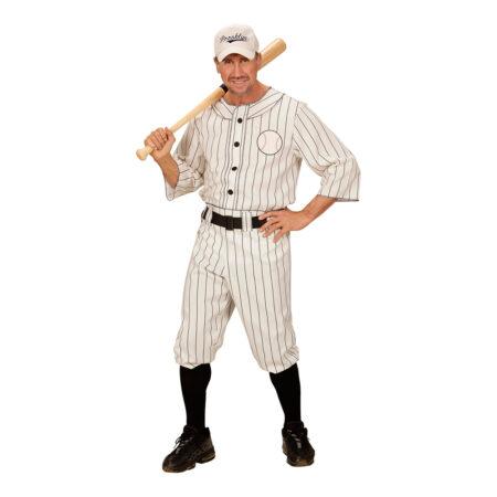 baseball kostume baseball spiller udklædning cricket kostume til voksne baseball tøj fastelavnskostume
