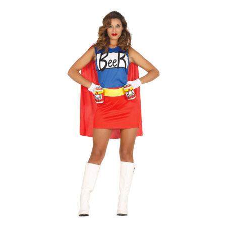 beerwoman kostume til voksne ølkvinde kostume fastival kostume til kvinder