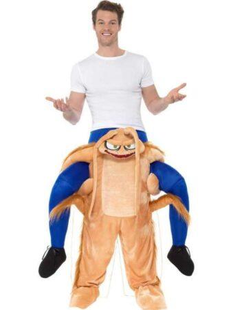 carry me kakerlak kostume 339x450 - Insekt kostume til voksne