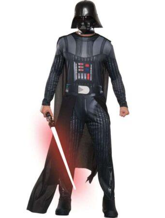 darth vader voksenkostume 341x450 - Darth Vader kostume til voksne