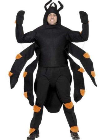 edderkop kostume  338x450 - Insekt kostume til voksne