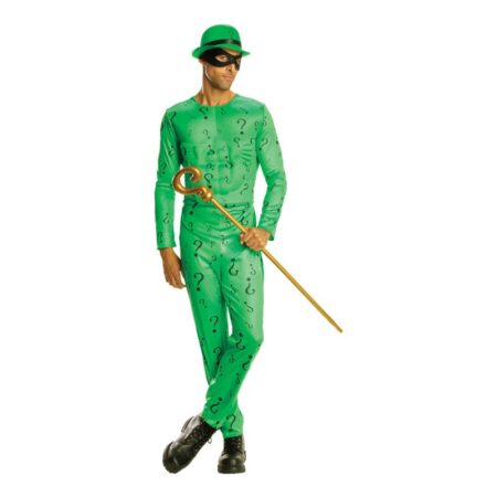 gækkeren skurk kostume batman skurke kostume til voksne