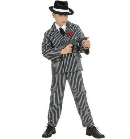gangster børnekostume 421x450 - Gangster kostume til børn