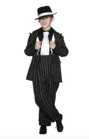 gangster kostume til børn 287x450 - Gangster kostume til børn