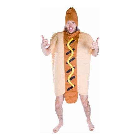 hotdog voksenkostume 450x450 - Hotdog kostume til voksne
