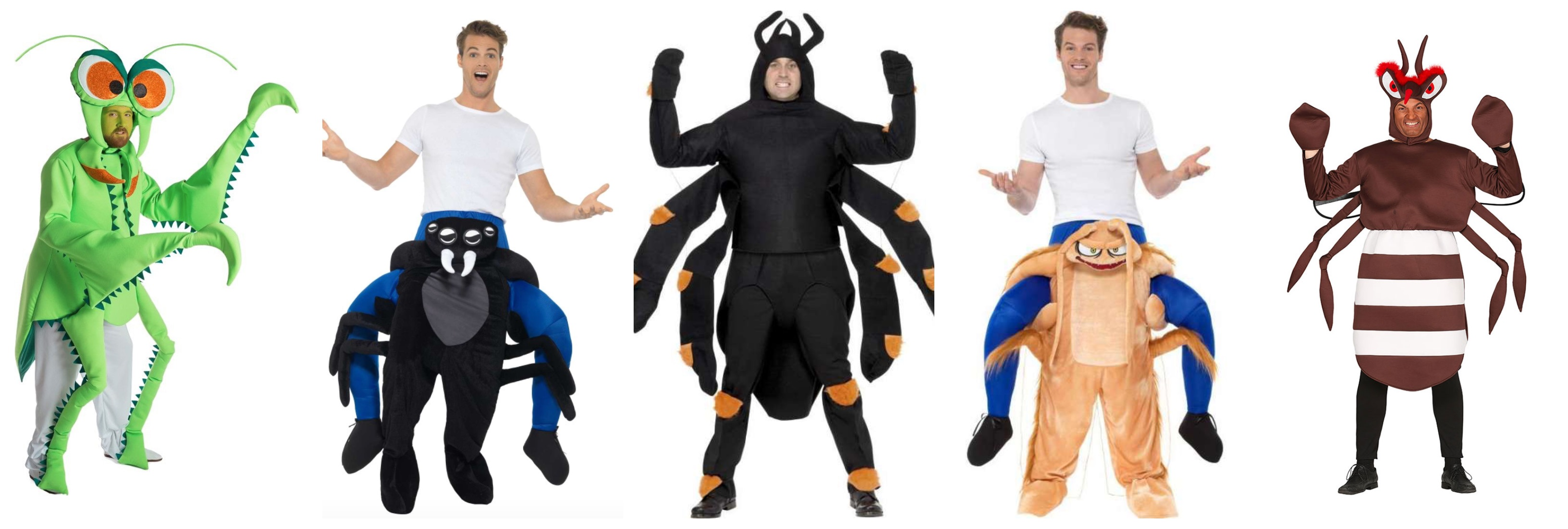 insekt kostume - Insekt kostume til voksne
